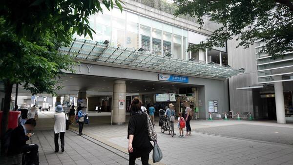 小田急線 成城学園前駅